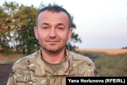 Майор Олексій Миронов, заступник командира 3 батальйону 72 окремої механізованої бригади