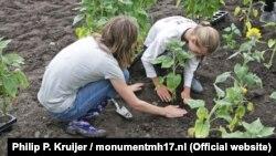 Підготовка до відкриття меморіалу жертвам катастрофи рейсу МН17, Нідерланди