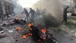 Car Bomb Devastates Town Center In Northern Syria