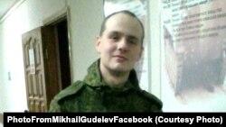 Михаил Гуделев - солдат-срочник Чебаркульской танковой бриагды, покончивший с собой