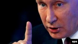 "Putin said it was ""possible but inexpedient"" to move Russia's presidential election from 2018 to 2017."