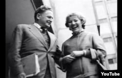 Nazim Hikmət Vera Tulyakova ilə