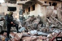 Война с радикальными исламистами на Синайском полуострове длится уже много лет