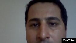 Шаһрам Әмири - Youtube сәхифәсендә чыккан видеодан ялынган рәсем