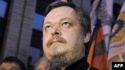 Оьрсийчоь -- Оьрсийчоьнан Патриархатан куьйгалхойн могIарера мозгIар Чаплин Всеволод, Москох, 21Оха2012