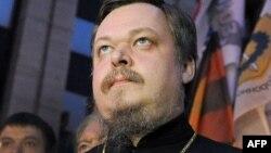 Орыс православ шіркеуінің баспасөз хатшысы Всеволод Чаплин.