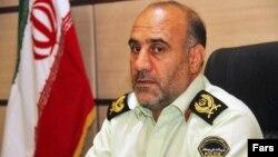 حسین رحیمی، فرمانده انتظامی سیستان و بلوچستان