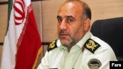 حسین رحیمی، رئیس پلیس تهران بزرگ