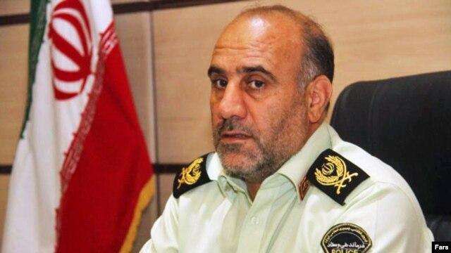 حسین رحیمی، فرمانده نیروی انتظامی سیستان و بلوچستان