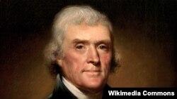 Președintele Thomas Jefferson