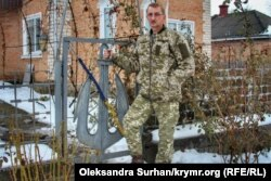 Николай Мокряк, отец Романа