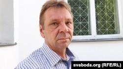 Бацька Андрэя Гаўроша - Алег Гаўрош