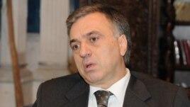 Aktuelni predsjednik i kandidat DPS na predstojećim izborima Filip Vujanović
