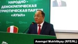 Толеутай Рахимбеков.
