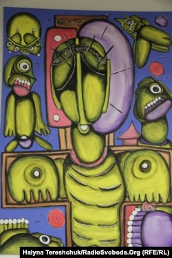 Малюнок Емми Андієвської