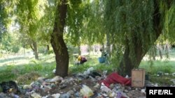 Much to clean up in Chisinau