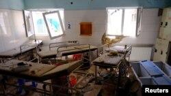 Bolnica koju su vodili Ljekari bez granica, Kunduz, 26. april 2016.