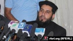 فضل الهادی مسلمیار رئیس مشرانو جرگه