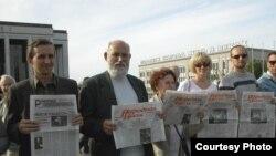 Пикеты в защиту свободной прессы тоже могут оказаться фррмой экстремизма