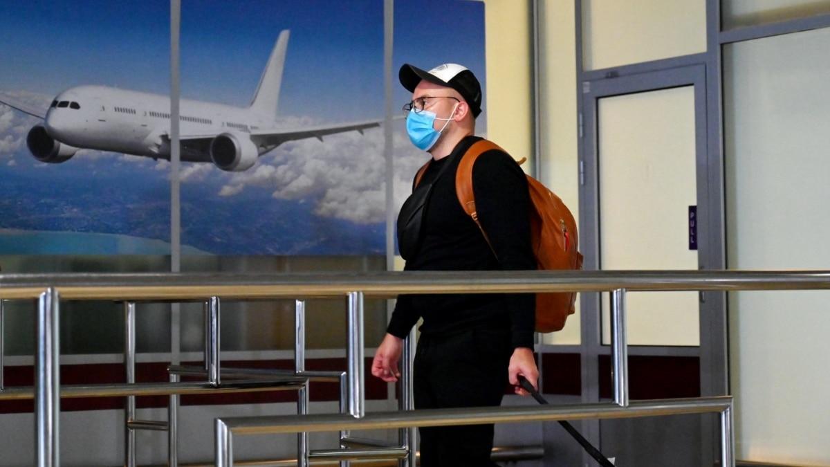 Более 400 пассажиров вернулись в Украину самолетами из Турции, Египта и ОАЭ – пограничники