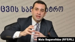 """Georgian Defense Minister Irakli Alasania: """"The reality is that the nuclear-armed country of 140 million people to our north is not going to disappear."""""""