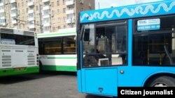 """Farg'onalik Akbarali Moskvaning """"Profsoyuznaya"""" yo'nalishi bo'yicha avtobus boshqaradi"""