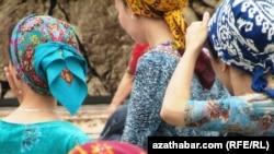 Türkmen zenanlary