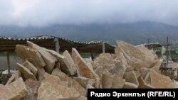 """Лаваша мухъалда """"лагъзал"""" хlалтlулел бакlазул цояб, 14Maй2013"""