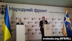Дарадца міністра ўнутраных справаў Украіны Антон Герашчанка