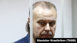Олег Коршунов в суде