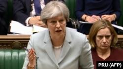 Тереза Мей заявила, що уряд має право діяти швидко в національних інтересах