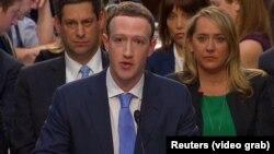 Марк Цукерберг.