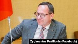Жигимантас Павилёнис
