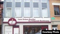 Inscripții bilingve în Belgia