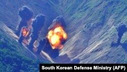 ԱՄՆ և Հարավային Կորեայի համատեղ զորավարժություններ, արխիվ