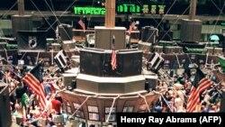 Нью-Йоркская фондовая биржа. 1997
