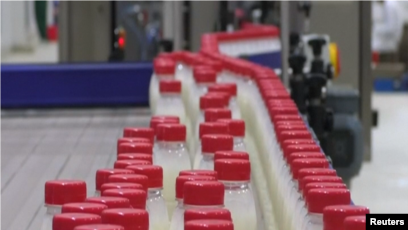Iraq Eyes Cutting Imports With New Basra Dairy Plant