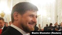 чеченскиот лидер Рамзан Кадиров