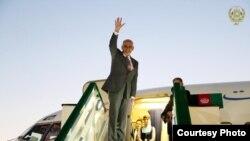 محمد اشرف غنی رئیس جمهوری افغانستان
