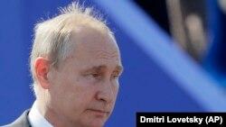 Президент В. Путин