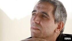 محسن مخملباف، کارگردان ایرانی.