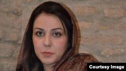 خالده خرسند یکی از فعالان حقوق زنان در هرات