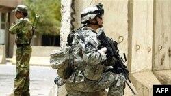 این فرمانده القاعده در عملیات نیروهای آمریکایی در منطقه اعظمیه بغداد کشته شد.(عکس: AFP)