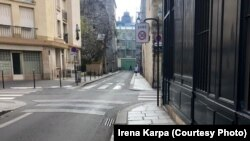 Paris sub stare de urgență, în urma pandemiei de coronavirus