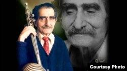 روی جلد یکی از آثار منتشر شده اصغر بهاری