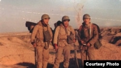 صورة من حرب تحرير الكويت 1991