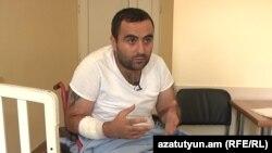 Ա1+ -ի լրագրող Ռոբերտ Անանյանը