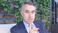 Europarlamentarul lituanian Petras Austrevicius, raportor al Parlamentului European pentru Moldova (1)
