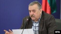 Проф. Тодор Кантарджиев от Националния оперативен щаб