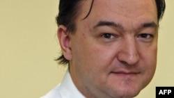 Российский юрист Сергей Магнитский.